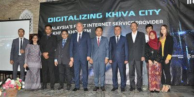 Digitalizing Khiva City - Launching Event