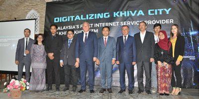 Digitalizing Khiva City - Launching Event