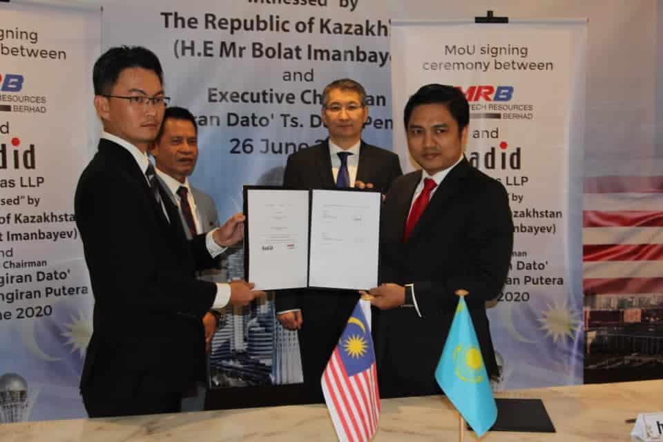 🇰🇿🇲🇾Қазақстан мен Малайзия инвестициялық ынтымақтастықты кеңейтуде